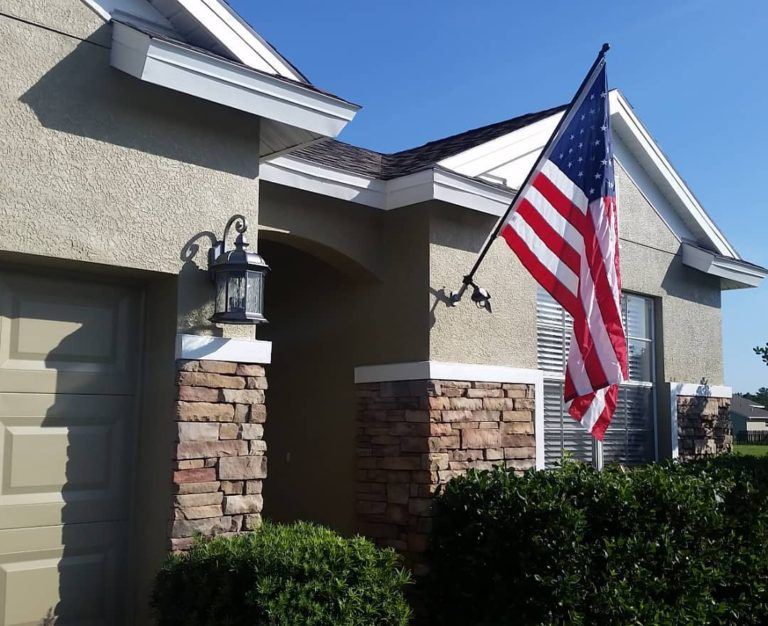 HOA not the Boss of Us, Florida State Law for Flags on Your Home.