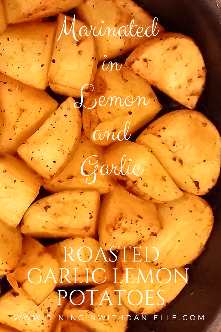 Read more about the article Roasted Garlic Lemon Potatoes