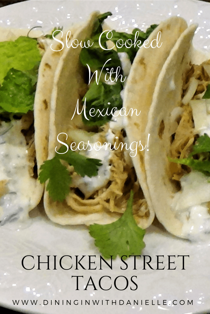 Read more about the article Chicken Street Tacos