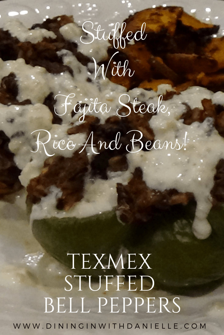 Read more about the article TexMex Stuffed Bell Peppers