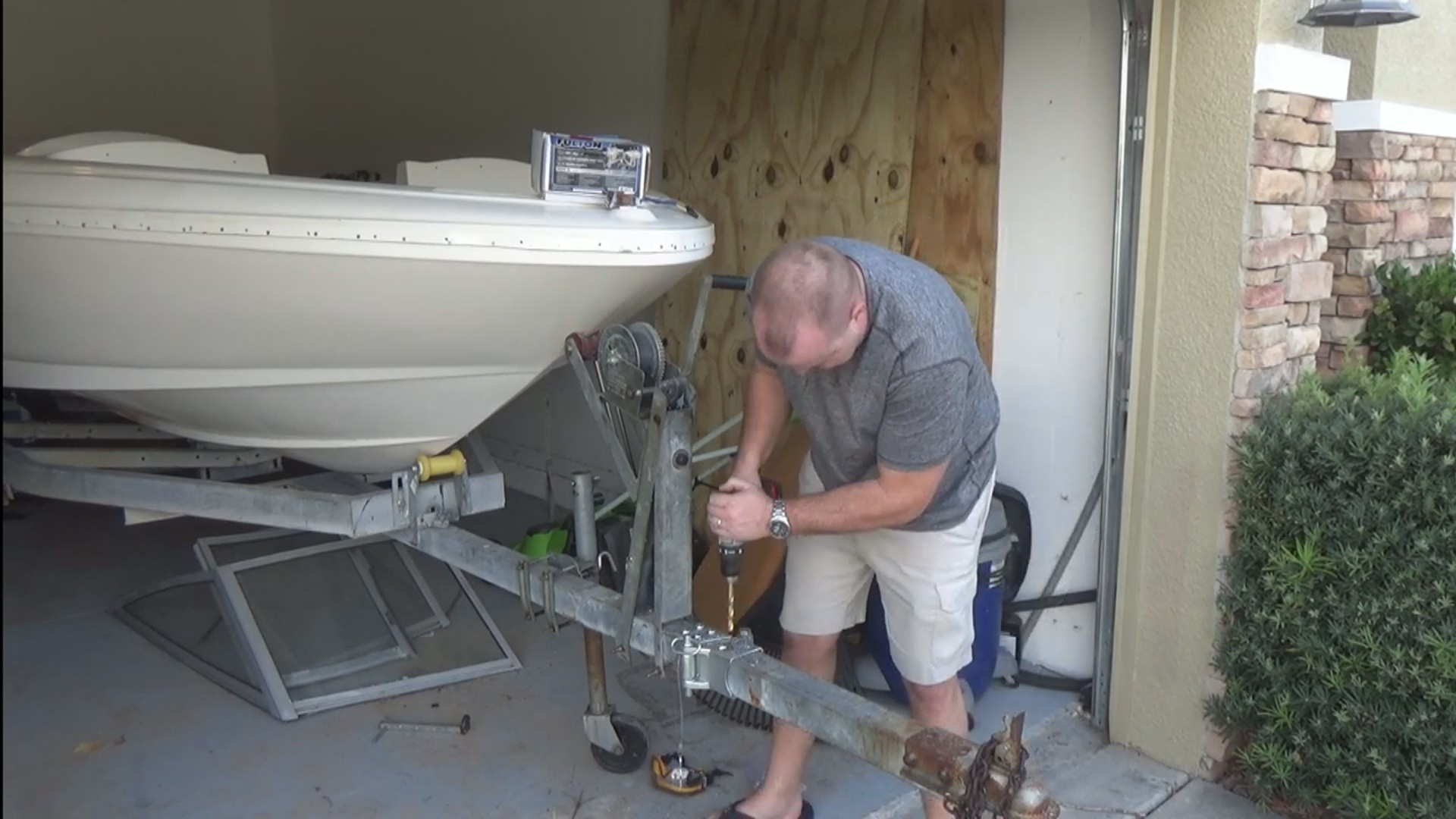 Re Boat Trailer Wiring Grounding