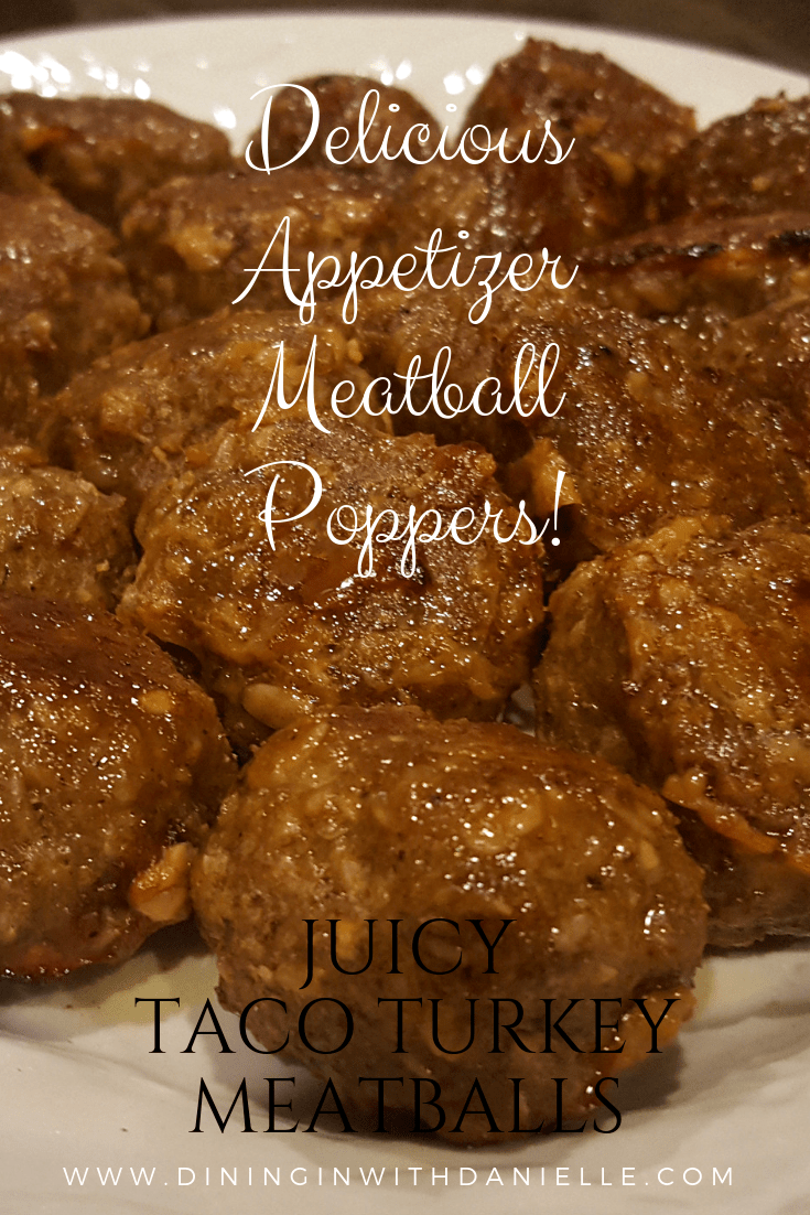 Read more about the article Juicy Taco Turkey Meatballs