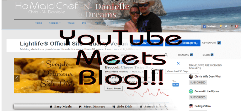 Read more about the article Why Youtubers Should Have A Blog