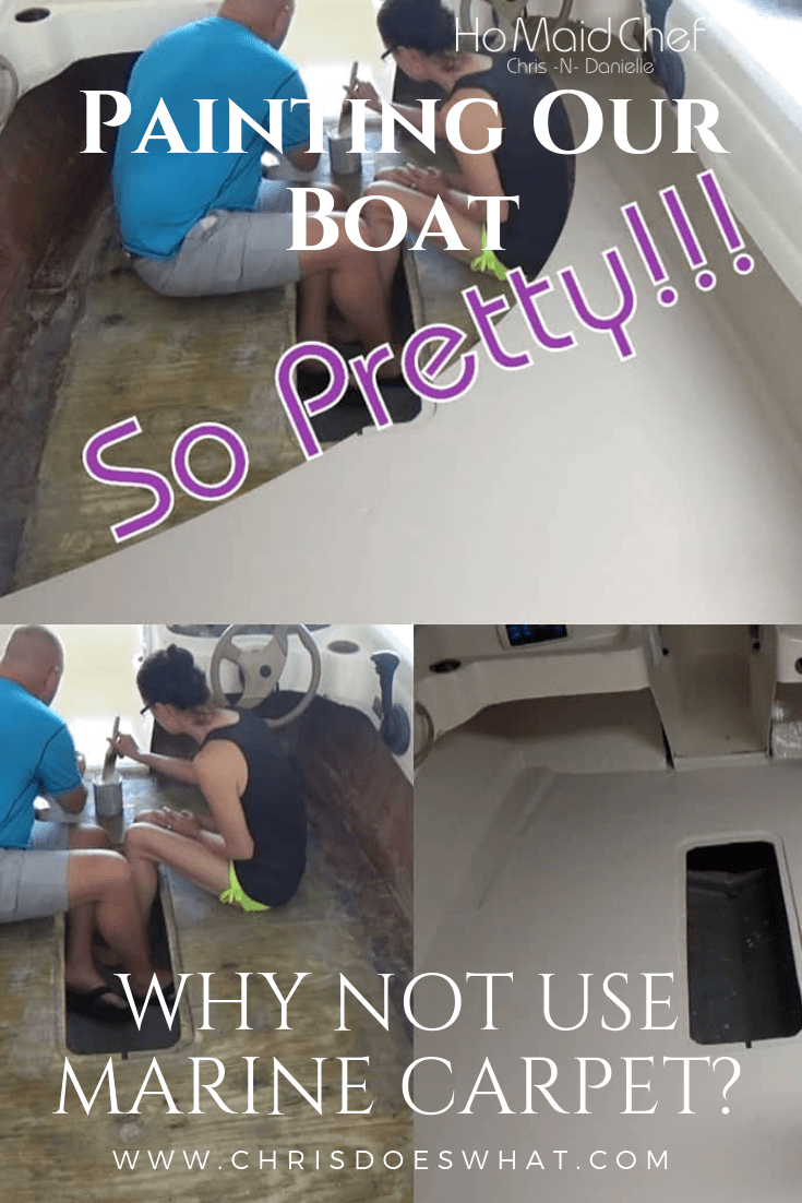 Read more about the article Painting Our Boat Floor || Boat Restoration