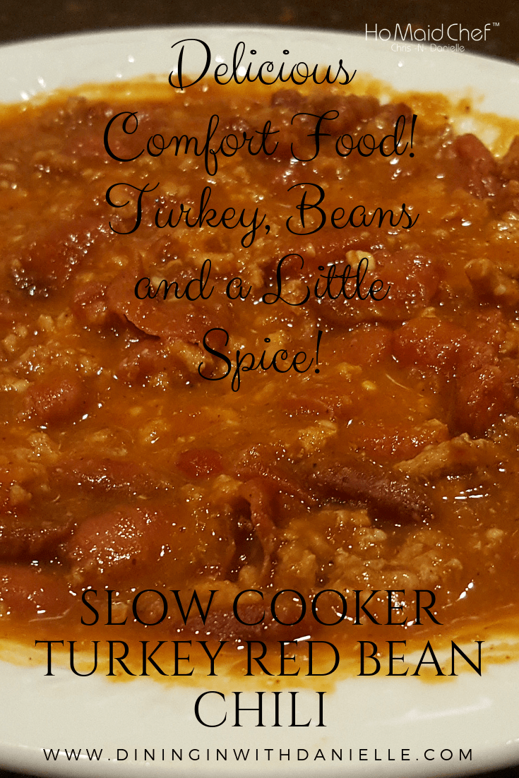 Read more about the article Slow Cooker Turkey Red Bean Chili