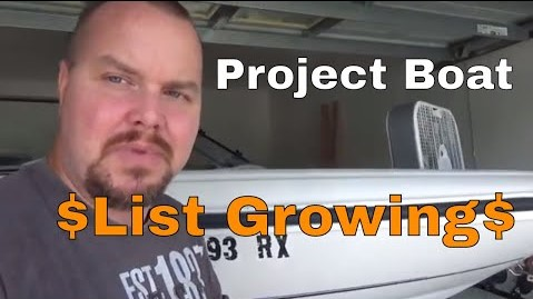 Read more about the article Day One Project Boat EP #2 || Bayliner Bowrider 175