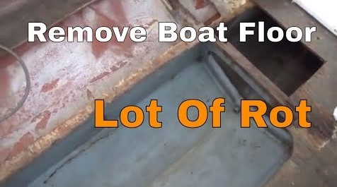 Read more about the article Remove Boat Floor, Lot Of Rot  EP #7 || Bayliner Bowrider 175