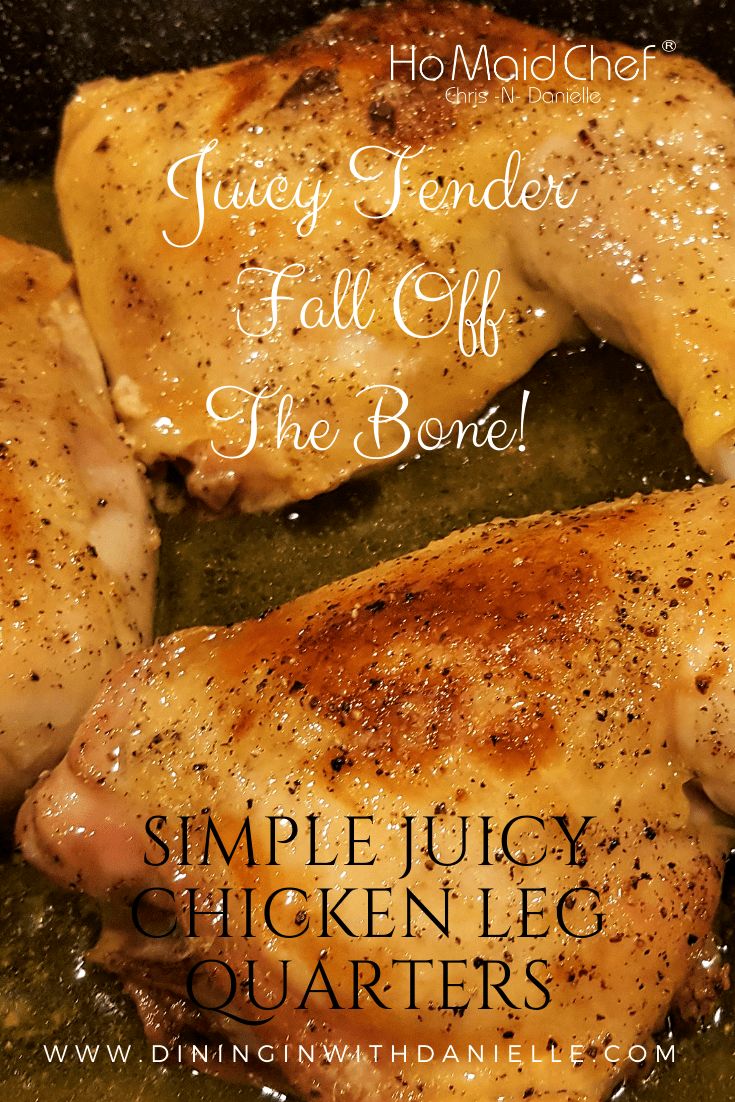 Read more about the article Simple Juicy Chicken Leg Quarters