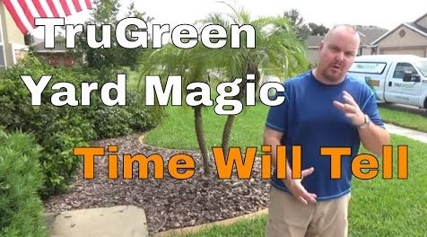 Read more about the article TruGreen Service, Aeration Issues With New Grass