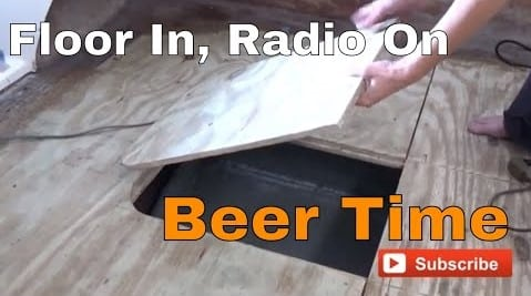 Read more about the article Boat Floor In And Radio On, Beer time! EP #22 || Bayliner Bowrider 175