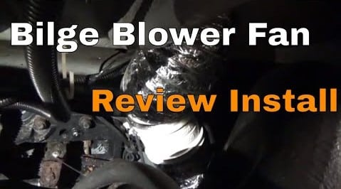 Read more about the article Review Attwood Bilge Blower  || Mercruiser 3.0 Bayliner Bowrider 175