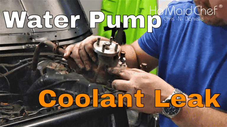 How To Replace Water Pump And Save Big || Jeep Mods E17