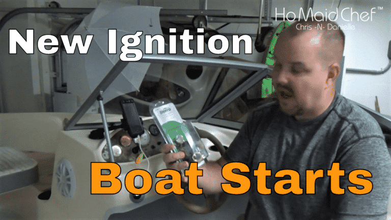 Read more about the article Install Boat Ignition Switch EP #43 || Bayliner Bowrider 175