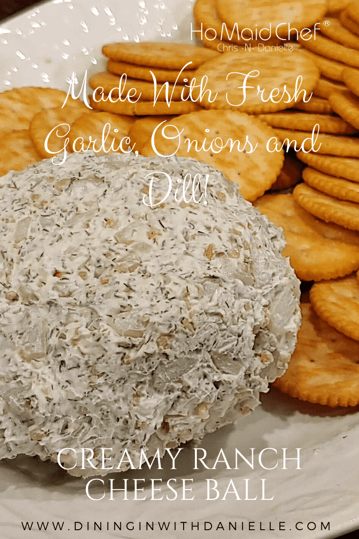 Read more about the article Creamy Ranch Cheese Ball