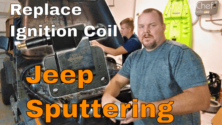 Read more about the article How To Replace A Distributor Coil  || Jeep Sputtering E02