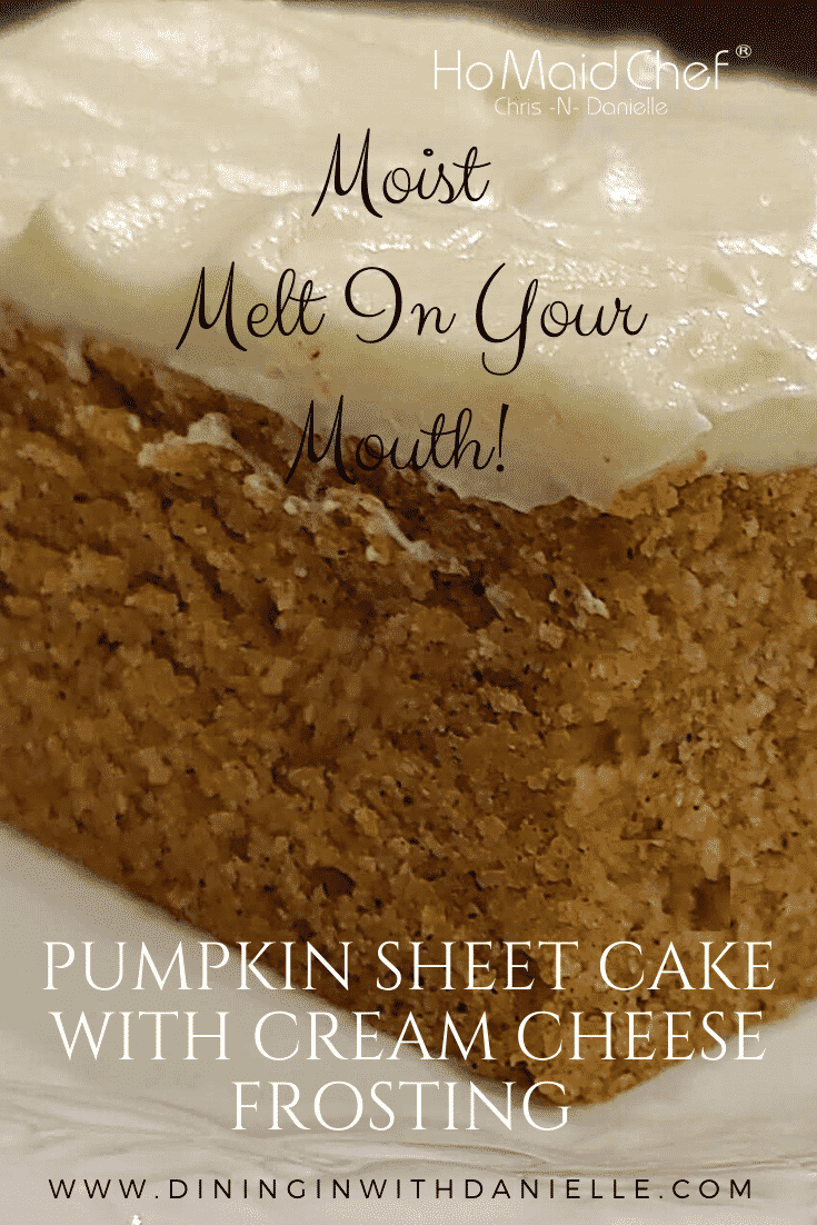 Read more about the article Pumpkin Sheet Cake with Cream Cheese Frosting