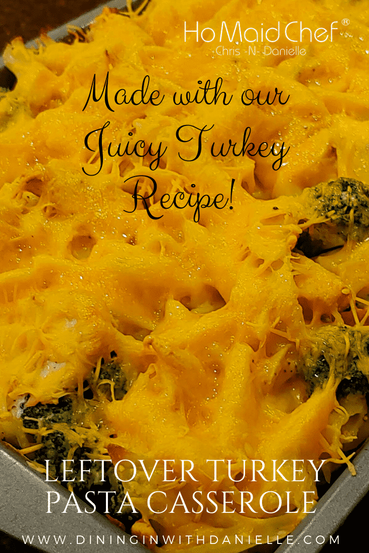 Read more about the article Leftover Turkey Pasta Casserole