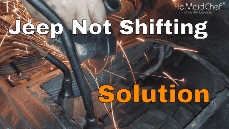 Read more about the article How To Fix Shifter After Transfer Case Drop Or Body Lift || Jeep Mods E36