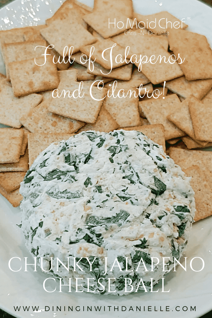 Read more about the article Chunky Jalapeno Cheese Ball