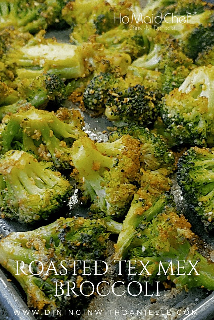 Read more about the article Roasted Tex Mex Broccoli