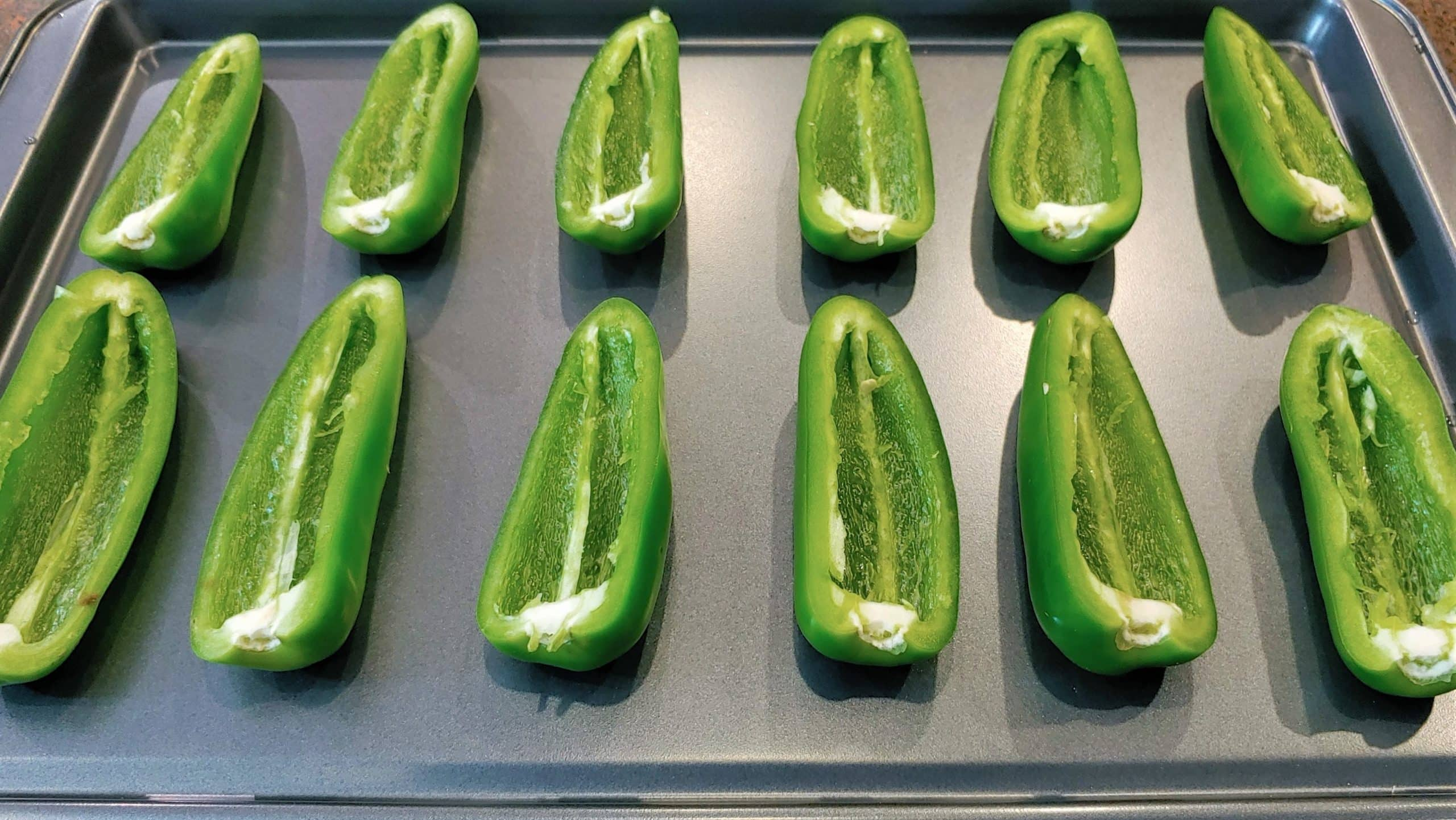 jalapenos - Dining in with Danielle